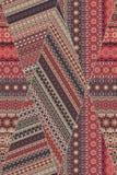 Naadloos patroon Uitstekende decoratieve elementen Hand Getrokken Achtergrond Islam, Arabisch, Indiër, ottomanemotieven Perfectio Stock Foto's
