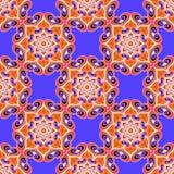 Naadloos patroon Uitstekende Elementen Vector illustratie Royalty-vrije Stock Foto