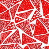 Naadloos patroon van abstract art. achtergrond in heldere kleuren Vector illustratie Goede keus voor de achtergronddecoratie Stock Afbeelding