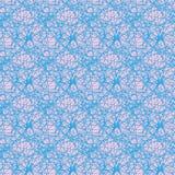 Naadloos patroon van abstracte dunne lijnen Achtergrond voor stoffen, behang, deklagen, drukken en ontwerpen royalty-vrije illustratie