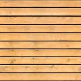 Naadloos patroon van bruine houten horizontale plank Royalty-vrije Stock Foto