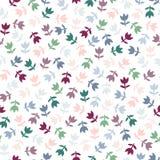 Naadloos patroon van decoratieve tulpen Stock Foto