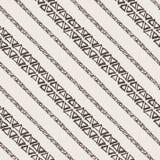 Naadloos patroon van driehoeken Royalty-vrije Stock Afbeeldingen