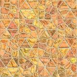 Naadloos patroon van een steen Royalty-vrije Stock Fotografie