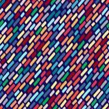 Naadloos patroon van multi-colored vlekken 2 Stock Afbeeldingen