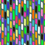 Naadloos patroon van multi-colored vlekken 3 Stock Afbeelding