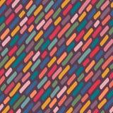 Naadloos patroon van multi-colored vlekken 4 Royalty-vrije Stock Fotografie