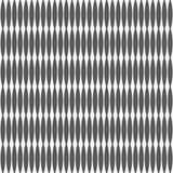 Naadloos patroon van ovale vormen abstracte achtergrond vector illustratie