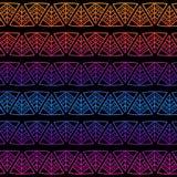 Naadloos patroon van parel-08 Royalty-vrije Stock Afbeelding