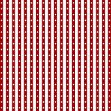 Naadloos patroon van punten en strepen vector illustratie
