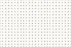 Naadloos patroon van speelkaartkostuums op wit Het kan voor prestaties van het ontwerpwerk noodzakelijk zijn Royalty-vrije Stock Fotografie