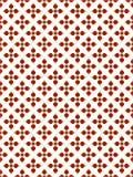 Naadloos Patroon (Vector). Stock Afbeelding
