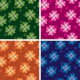 Naadloos patroon. Vector illustratie. Royalty-vrije Stock Foto