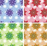 Naadloos patroon. Vector illustratie. Stock Fotografie
