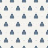 Naadloos patroon Vector versie in mijn portefeuille Stock Afbeelding