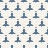 Naadloos patroon Vector versie in mijn portefeuille Stock Foto's