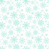 Naadloos patroon voor Kerstmis en Nieuwjaar  royalty-vrije illustratie