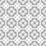 Naadloos patroon voor uw creativiteitbeelden Royalty-vrije Stock Foto