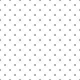 naadloos puntpatroon vector illustratie