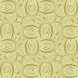 Naadloos Retro Behang vector illustratie