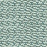 Naadloos retro geometrisch patroon vectoreps8 Royalty-vrije Stock Afbeeldingen
