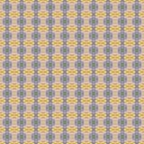Naadloos retro patroon Royalty-vrije Stock Afbeeldingen