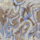 Naadloos ruw canvas vector illustratie