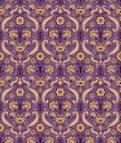 Naadloos sier uitstekend patroon Royalty-vrije Stock Foto