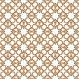 Naadloos symmetrisch patroon, textuur Royalty-vrije Stock Foto