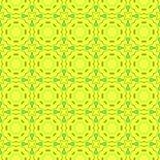 Naadloos symmetrisch patroon, textuur Stock Foto's