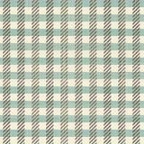Naadloos textieldekbedpatroon Royalty-vrije Stock Afbeelding