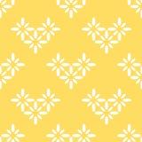 Naadloos textielpatroon Royalty-vrije Stock Afbeelding