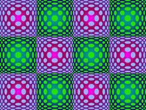 Naadloos textuurpatroon Stock Foto's
