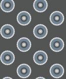 Naadloos traditioneel motiefpatroon stock illustratie
