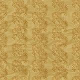 Naadloos uitstekend behang, bloemen retro patroon, Stock Afbeeldingen