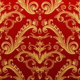 Naadloos uitstekend patroon Royalty-vrije Stock Foto