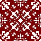 Naadloos Uitstekend Patroon [2] Royalty-vrije Stock Fotografie