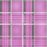 Naadloos van de de achtergrond waterverfkooi van de patroonkooi de illustratie texturen digitaal document textiel retro behang stock illustratie