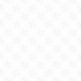 Naadloos van geïsoleerde lijnen in vorm van hoekvierkanten steek aan dark op een witte achtergrond aan Stock Foto's