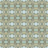 Naadloos vector abstract mozaïekpatroon Stock Foto's