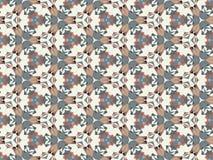 Naadloos vector abstract patroon Royalty-vrije Stock Afbeeldingen