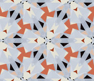 Naadloos vector abstract patroon Royalty-vrije Stock Foto's