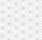 Naadloos vector geometrisch patroon Royalty-vrije Stock Afbeeldingen