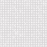 Naadloos vector gestippeld patroon Creatieve geometrische achtergrond met cirkels Grungetextuur met slijtage, barsten en ambrozij Royalty-vrije Stock Afbeelding