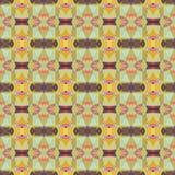 Naadloos vector helder abstract mozaïekpatroon Royalty-vrije Stock Afbeelding