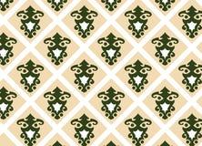 Naadloos vectorbehang 5 royalty-vrije illustratie