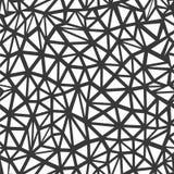 Naadloos vectorpatroon Stock Afbeelding