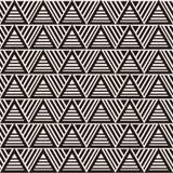 Naadloos vectorpatroon Royalty-vrije Stock Afbeeldingen