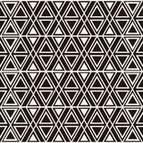Naadloos vectorpatroon Royalty-vrije Stock Afbeelding