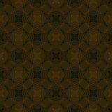 Uitstekend patroon in organische kleuren Stock Foto's